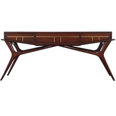 Mexican Modernist Console Table by Frank Kyle