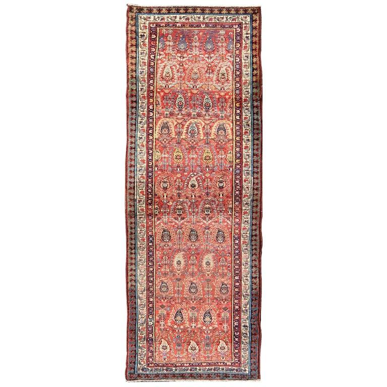 Antique Persian Serab Runner