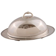 Dome and Serving Platter
