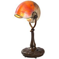"""Nautilus"" Tiffany Desk Lamp"