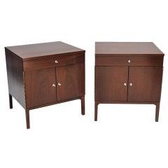 Paul McCobb Pair of Nightstands or Sofa Tables
