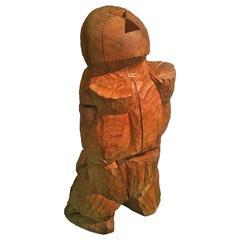 "Alquin ""The Warrior"" Sculpture, circa 1997"