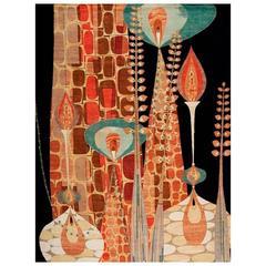 Art Deco Rug,