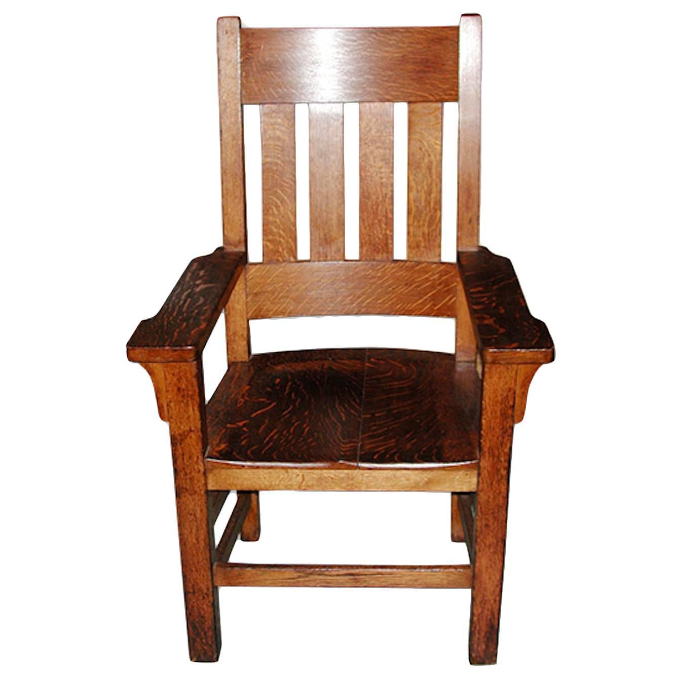 20th Century American Furniture Identification: American Early 1920s Cottage Armchair For Sale At 1stdibs