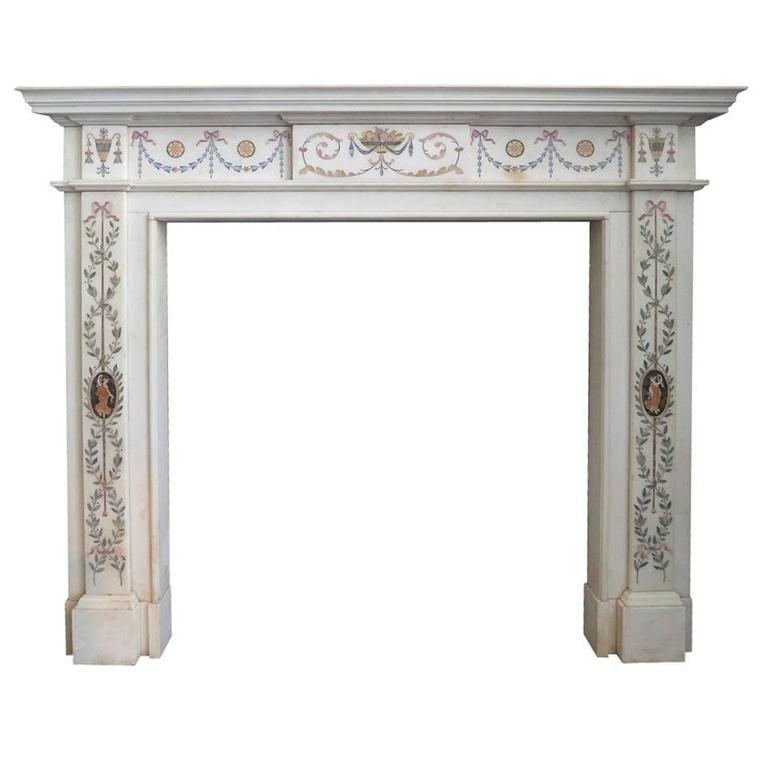 Mantel trends manner