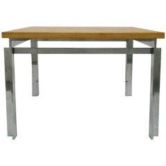 """Rare Poul Kjaerholm PK55 """"Variant"""" Table"""