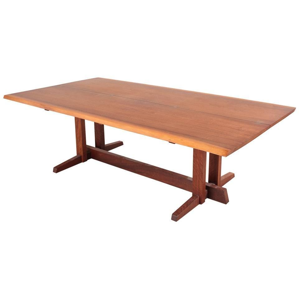 George Nakashima Frenchman s Cove Table at 1stdibs