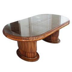 Art Deco Table Attributed to Paul Follot