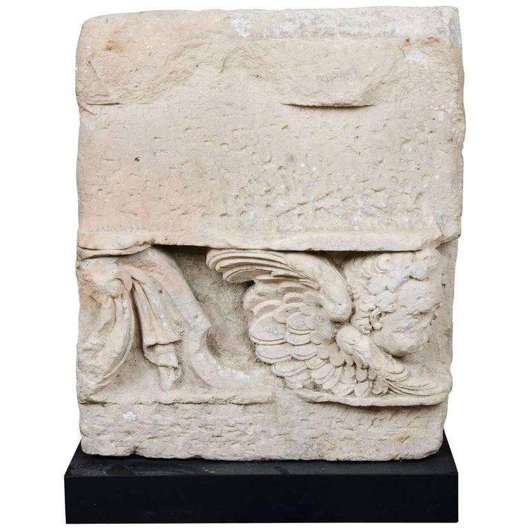 Continental baroque stone carving for sale at stdibs