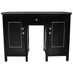 Timeless Art Deco Ladies Desk