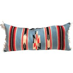 Chimayo Mexican Indian Weaving Bolster Pillows