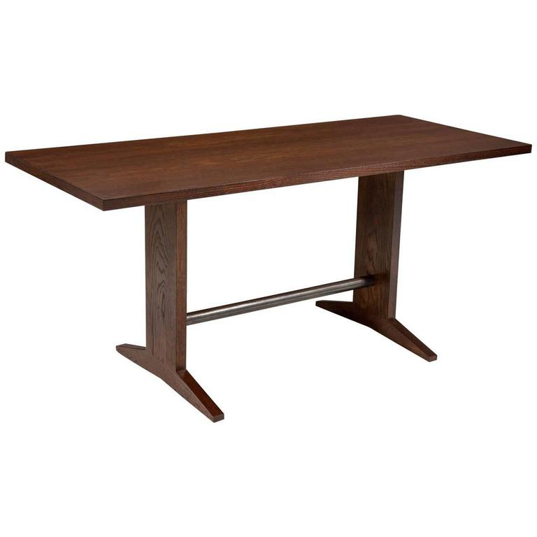 lindy trestle table for sale at 1stdibs