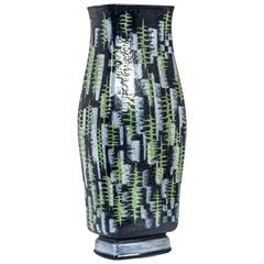 Important Porcelain Vase by Marcel Prunier, 1958, for Sevres Manufacture