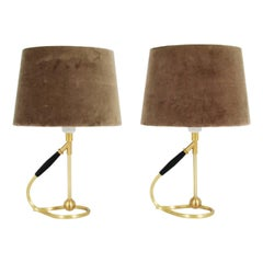 Kaare Klint Table Lamps or Sconces