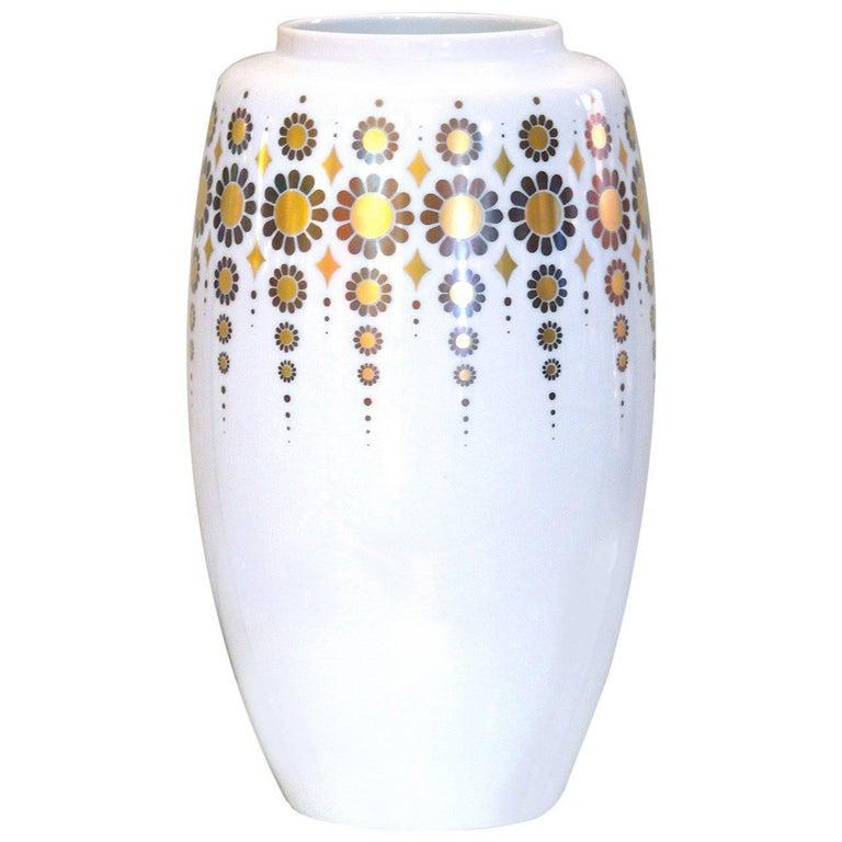 Porcelain Vase by Alboth & Kaiser