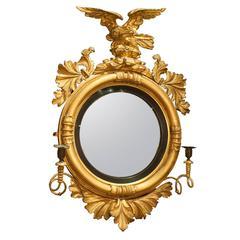 Period Regency Girandole Mirror