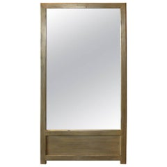 James Mont Asian Minimalist Mirror