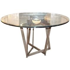 "Italian ""Soqquadro"" Center Table"