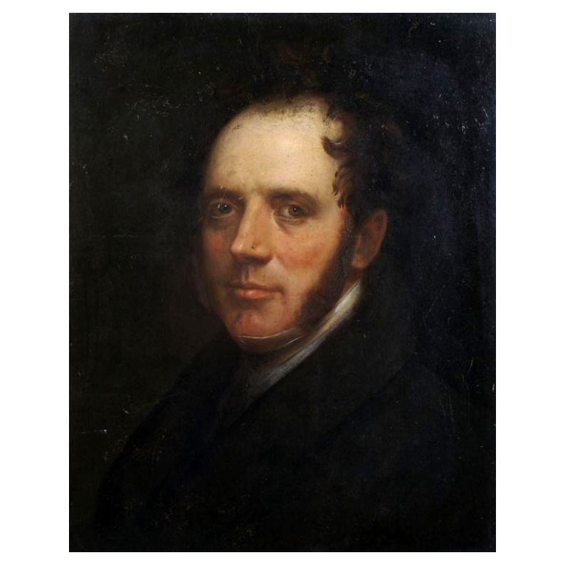 Early 19th Century Portrait of a Gentleman