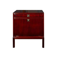 Mahogany Cabinet by Tommi Parzinger