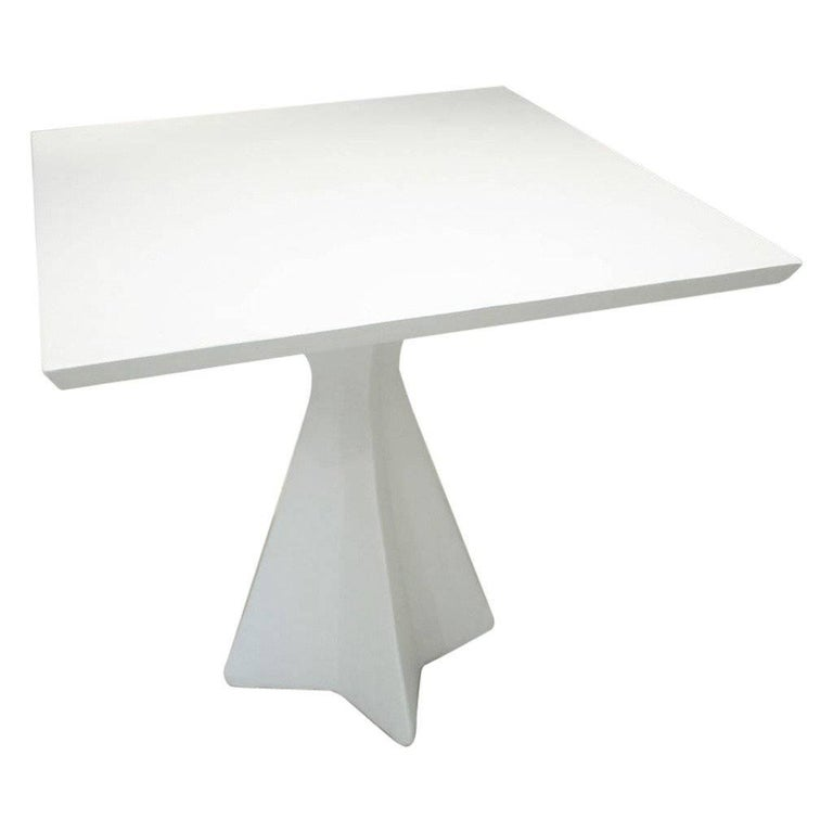 White Plaster Centre Table with Star Base For Sale at 1stdibs : 19907721master from www.1stdibs.com size 768 x 768 jpeg 17kB