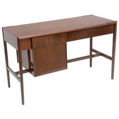 American Modern Walnut Desk