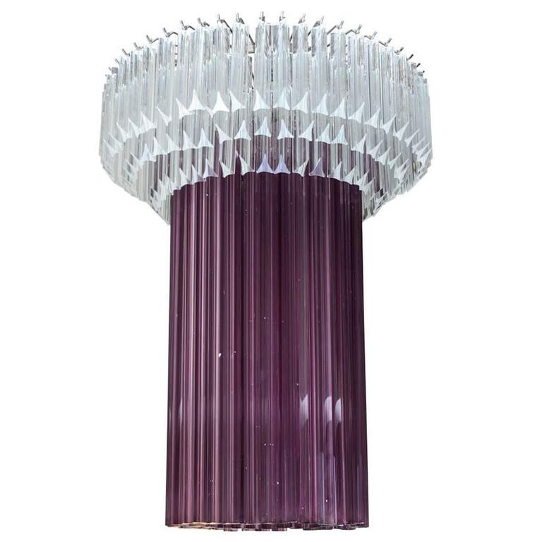 Murano Glass Chandelier by Cenedese