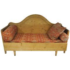 18th Century Swedish Sofa Bed