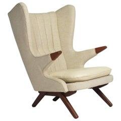 Mid-Century Svend Skipper Papa Chair