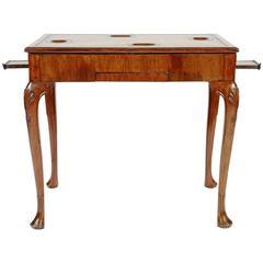 George II Mahogany Game Table, circa 1740