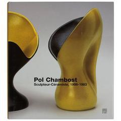"""Pol Chambost, Sculpteur-Céramiste,"" Book"
