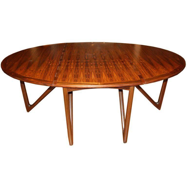 Dining Table by Kurt Östervig for Jason Möbler, Denmark, 1950s
