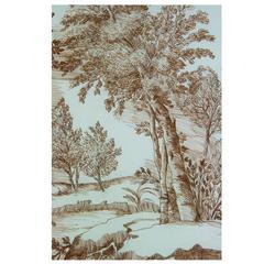 Towering Oak Drawing