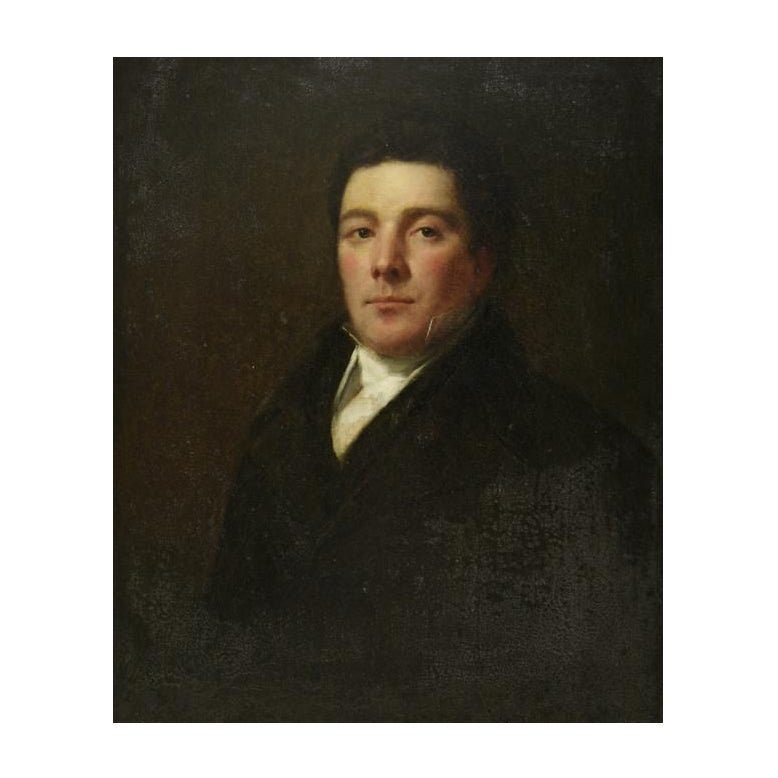 Early 19th Century English Portrait