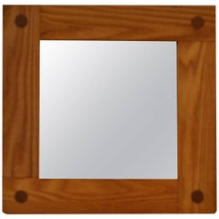 Elm Frame Mirror by Chapo