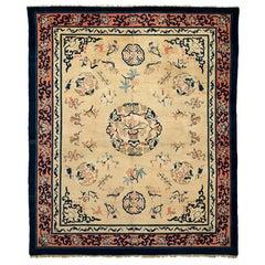 Late 19th Century Peking Carpet