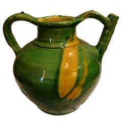 19th Century Earthenware Water Jug