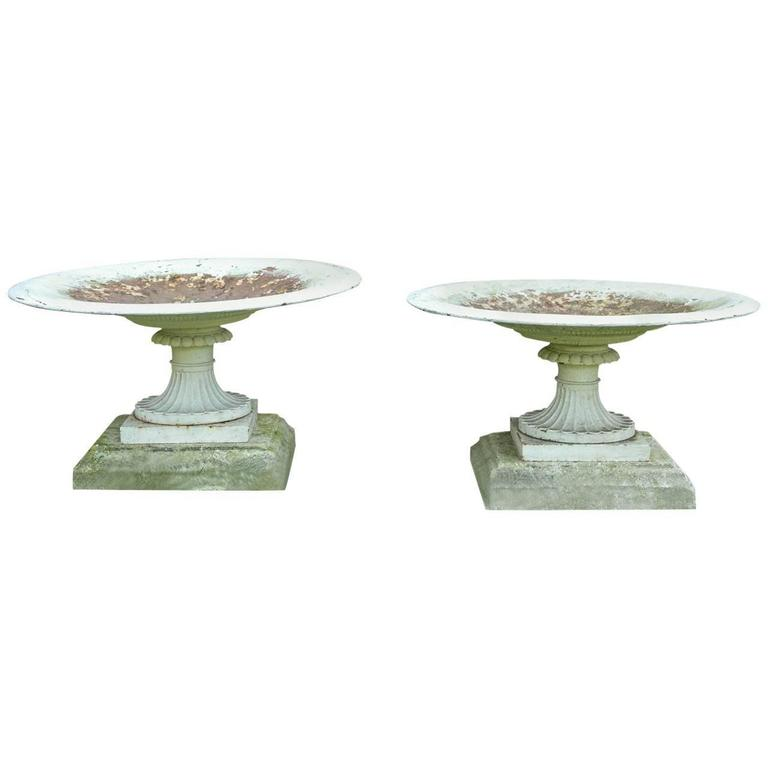 Urns Of Low Tazza Form For Sale At 1stdibs