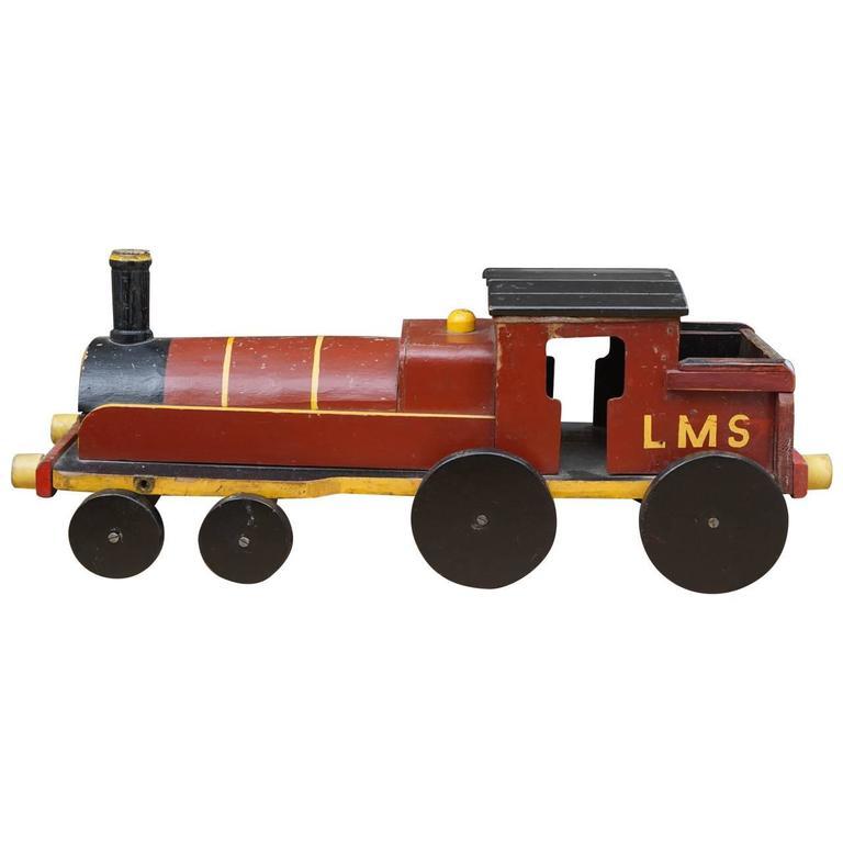 Children's Toy Train