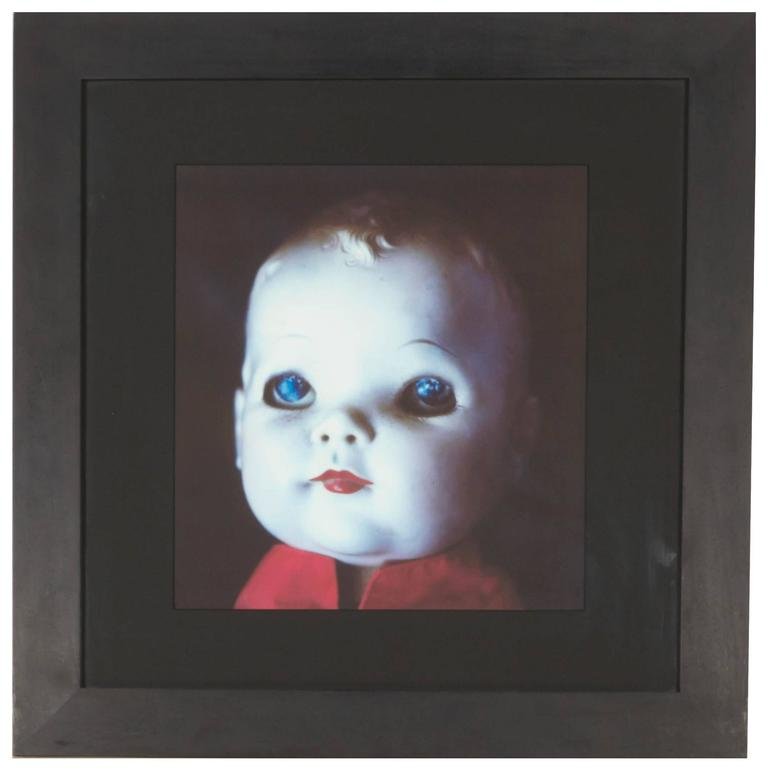 Photograph of Doll Head by Paul Sunday