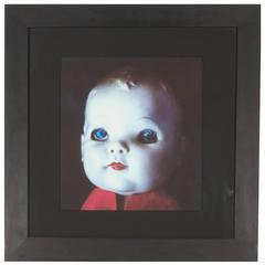 Photograph of Doll Head by Paul Sunday