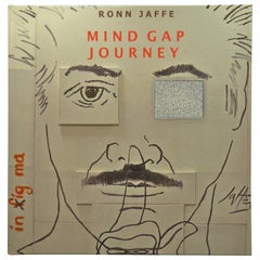 Noted Cutting Edge Artist Ronn Jaffe's Monograph, 'Mind Gap Journey'