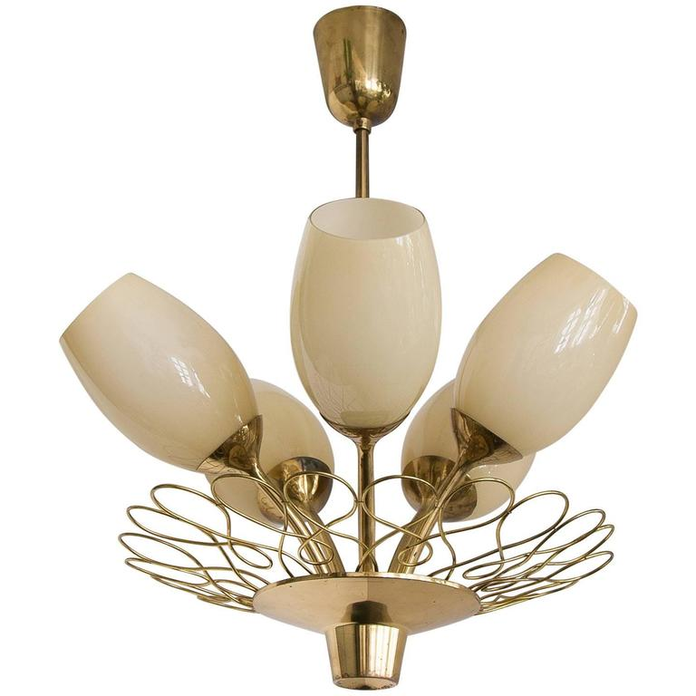 Paavo Tynell Ceiling Lamp Taito Oy