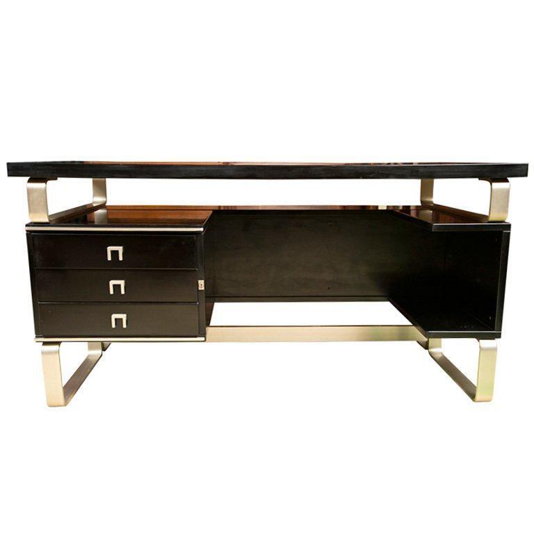 Italian Desk by Abbondinterni For Sale
