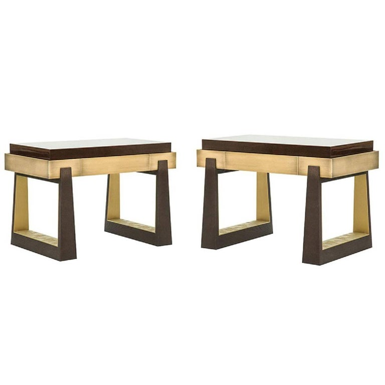 Bridge Side Tables