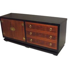 Italian Mid-Century Modern Dresser, Chest of Drawers or Credenza