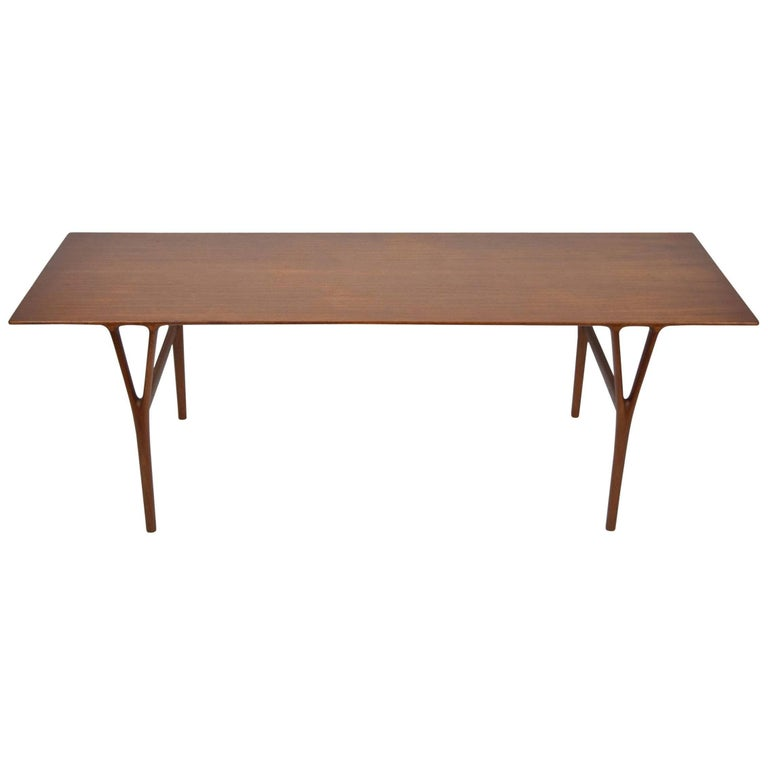 Coffee Table by Helge Vestergaard-Jensen For Sale