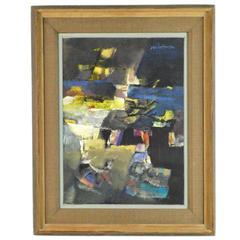 """Coastal Light"" Painting by Syd Solomon"