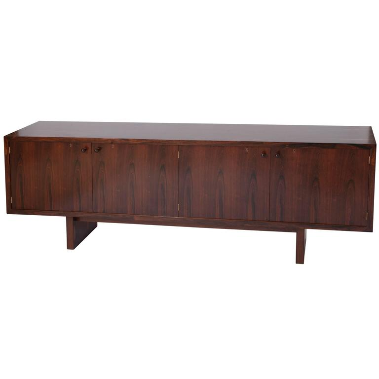 Gordon russell indian rosewood sideboard england circa for Sideboard indien