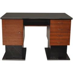 Bauhaus Desk with Beautiful Cherry Wood